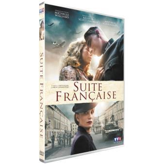 Suite française DVD