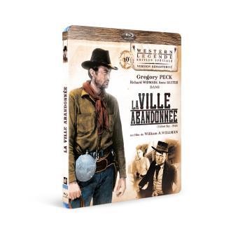 La ville abandonnée Blu-ray