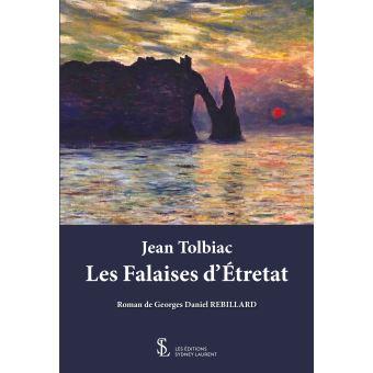 Jean tolbiac , les falaises d'etretat