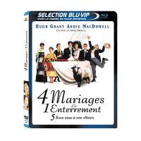 4 mariages et un enterrement Blu-ray