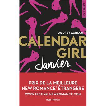 Calendar GirlCalendar Girl - Janvier