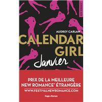 Calendar girl-janvier-hugo roman