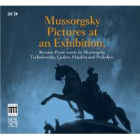 Pictures At An Exhibition-Russian Piano Music