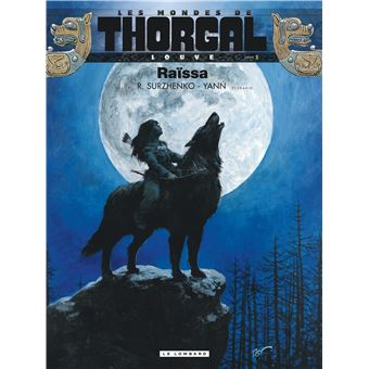 Les Mondes de ThorgalRaïssa