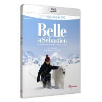 Belle et Sébastien, le film Combo Blu-ray + DVD