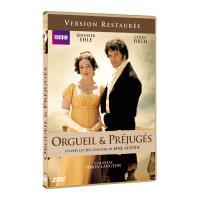 Orgueil et préjugés Version Restaurée L'intégrale de la série DVD