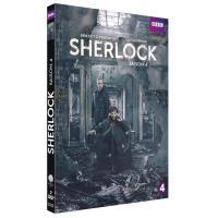 Sherlock Saison 4 DVD