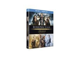Blanche Neige et le chasseur + Le Chasseur et la Reine des Glaces Coffret Blu-ray