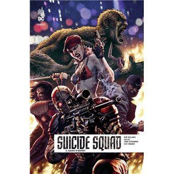 Suicide SquadSains d'esprit