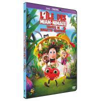 Tempête de boulettes géantes 2 : L'île des Miam-nimaux DVD