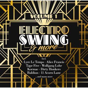 Electro Swing Amp More Volume 1 Alice Francis Tape Five