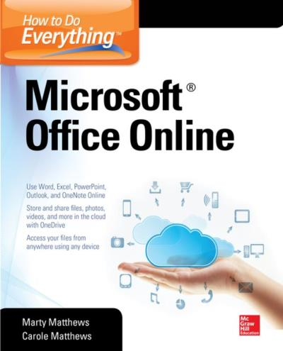 How to do everything : Microsoft Office online