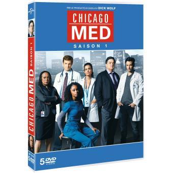 Chicago MedChicago Med Saison 1 DVD