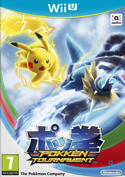 Pokkén Tournament Wii U