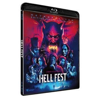 Hell Fest Blu-ray