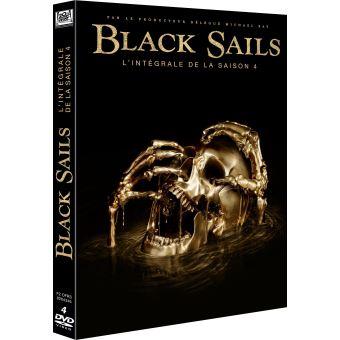 Black SailsBlack Sails Saison 4 DVD