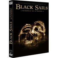 Black Sails Saison 4 DVD