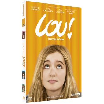 Lou ! Journal infime - DVD