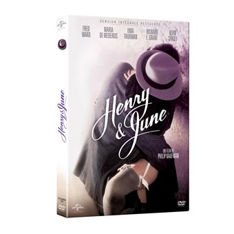 Henry et June DVD