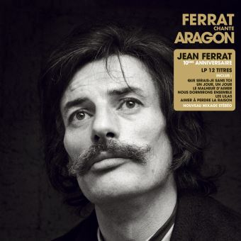 Jean Ferrat Chante Aragon (10 Ème Anniversarie) - Vinilo