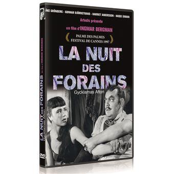 La nuit des forains DVD