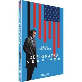 Designated SurvivorDesignated Survivor Saison 1 DVD