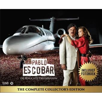 PABLO ESCOBAR (15 DVD) (IMP)