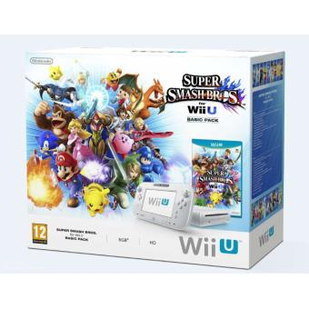 Wii U pack Smash Bross (sans le jeu) complete en boite sous CFW Pack-Console-Nintendo-Wii-U-Super-Smash-Bros