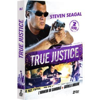 True JusticeCoffret 2 DVD Volume 3