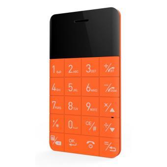 t l phone mobile elari cardphone orange t l phone portable basique achat prix fnac. Black Bedroom Furniture Sets. Home Design Ideas