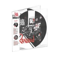 Rouge sang double Picture Disc