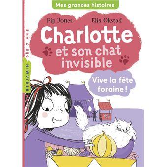 Charlotte et son chat invisibleCharlotte et son chat invisible