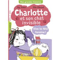 Charlotte et son chat invisible
