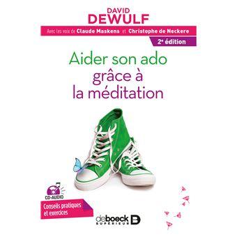 Aider son ado grâce à la méditation avec CD audio