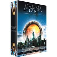 Stargate Atlantis Coffret Saisons 1 à 5 DVD