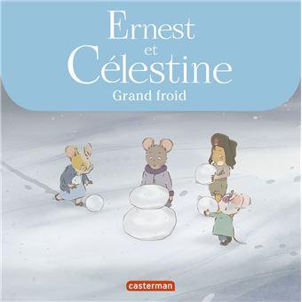 Ernest et CélestineGrand froid