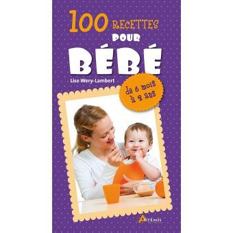 100 recettes pour bebes