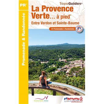 La Provence verte à pied P834