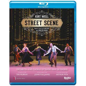 Street Scene Blu-ray