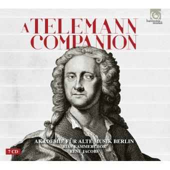 A Telemann Companion (7CD)
