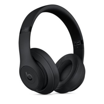 BEATS STUDIO WIRELESS 3 MATTE BLACK