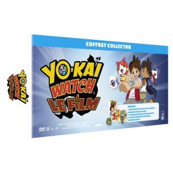 Yokaï WatchYO KAI WATCH-COLLECTOR ED-FR