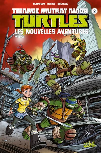 Teenage Mutant Ninja Turtles - Les Nouvelles Aventures