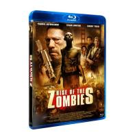 Rise of the Zombies Blu-Ray