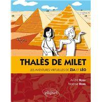 Thalès de Milet - Les aventures virtuelles de Zia et Léo