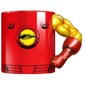 Arm Mug Iron Man