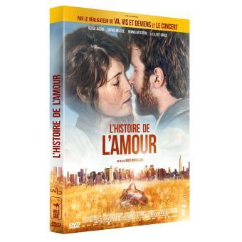 L'Histoire de l'amour DVD