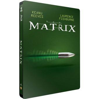 MatrixMatrix/steelbook iconic edition limitee