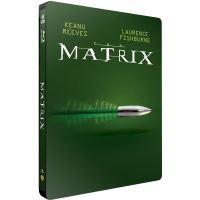 Matrix Edition limitée Steelbook Blu-ray