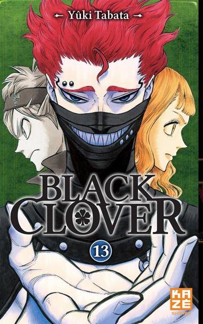 Black Clover T13 - 9782820333933 - 4,99 €
